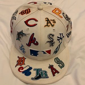 Multi Team New Era Fitted Cap